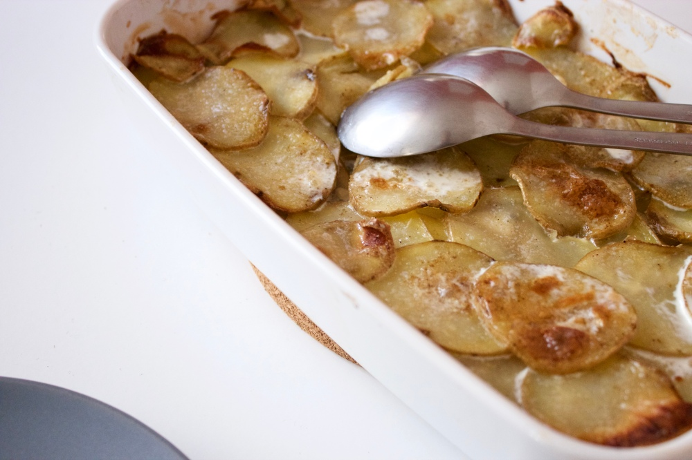 Traditional Gratin Dauphinois *