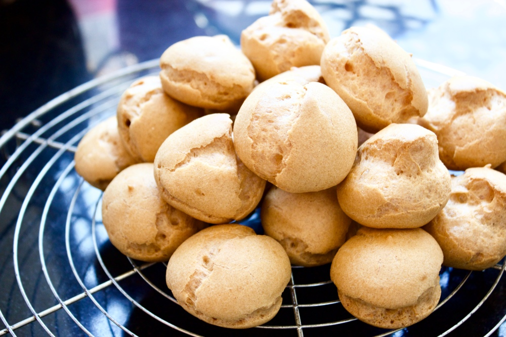 Choux pastry **